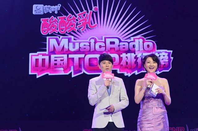 2013年度MusicRadio中国TOP排行榜隆重举行