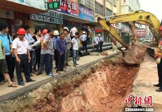 广东河源闹市区挖出43枚恐龙蛋化石 19枚完整 - 海阔山遥 - .