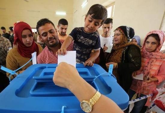 伊拉克司法机构对库区公投组织者发出逮捕令