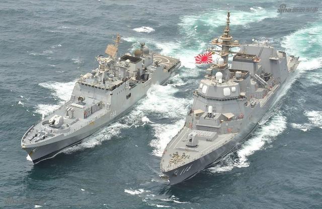日印安保合作针对中国?从一数据看出对抗没意义