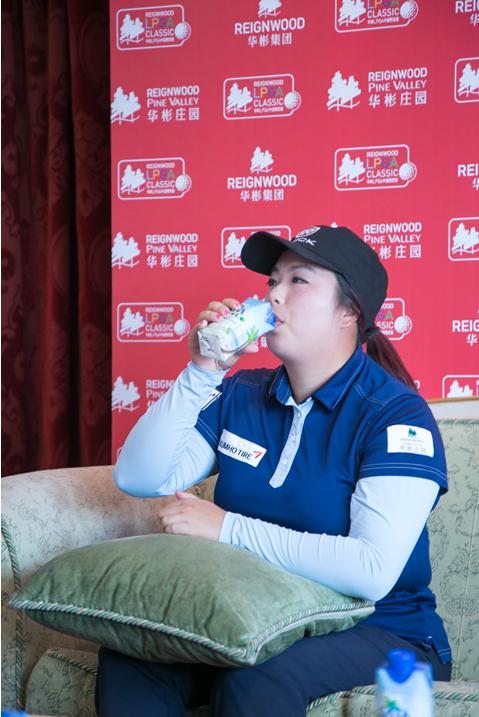 天然椰子水Vita Coco赞助2014华彬LPGA中国精英赛