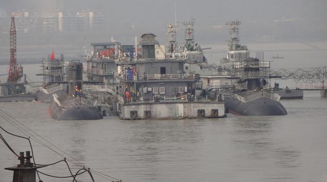 俄媒称中国新技术让潜艇隐身 或变革水下战争