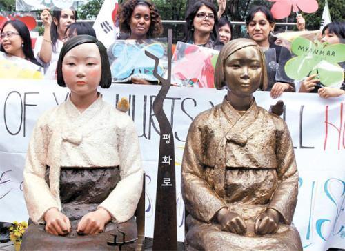 旧金山华裔市长批准设置慰安妇少女像 日政府抗议