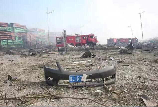 天津爆炸牺牲消防员最小18岁 其姐姐未告诉母亲