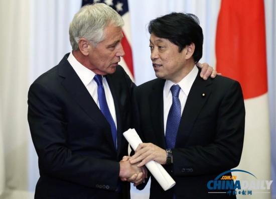 外媒:美不愿冲在一线 更愿拿日本拖累中国