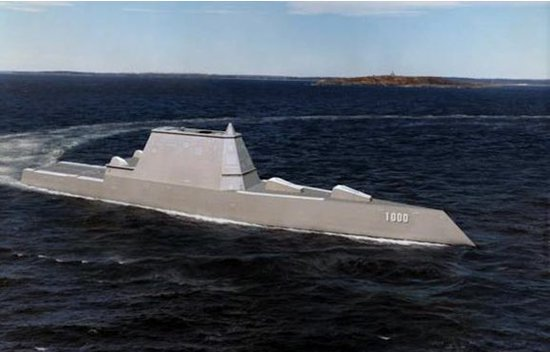 中国未来万吨级驱逐舰什么样