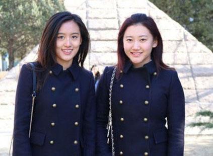 加拿大华裔双胞胎姐妹花考入北京电影学院表演系图片