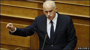 希腊政府赢得议会信任投票 宣布取消公投计划