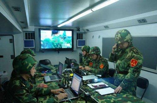 解放军演习中杀毒软件误杀武器系统致阵地被毁