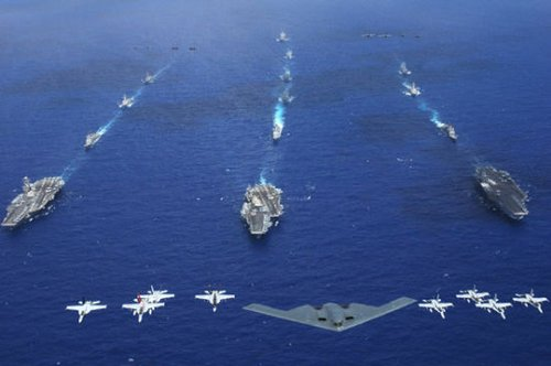 解放军少将:美国空海一体战理论违背世界潮流