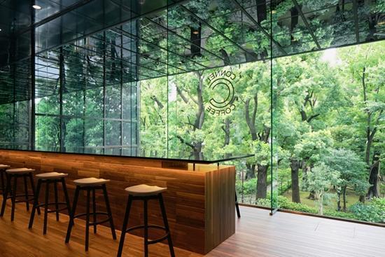 办公室 咖啡厅室内设计