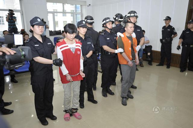 黑龙江孕妇为丈夫猎艳案主犯今日被执行死刑