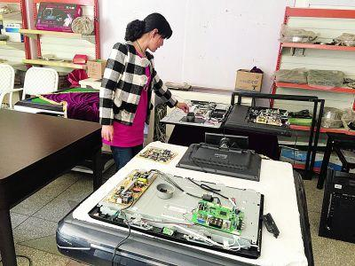 武汉一村庄屡遭雷击 一场雷击坏全村25家电视机