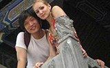 中国小伙娶洋媳妇 却因这个原因走红