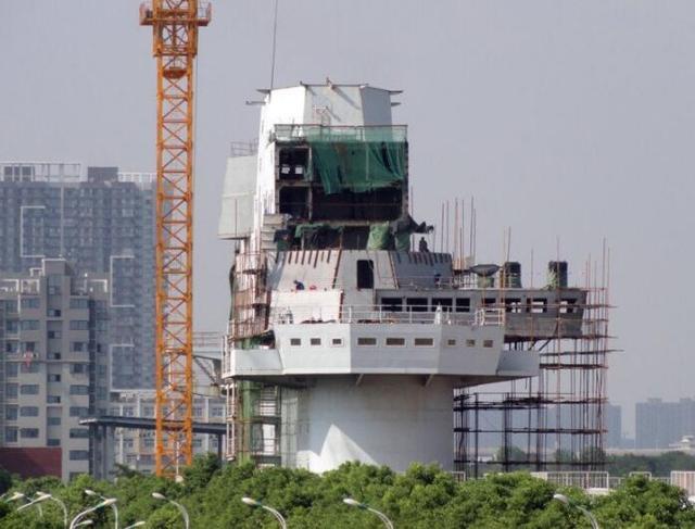 专家:我第三艘航母已开始研制 可能采用核动力