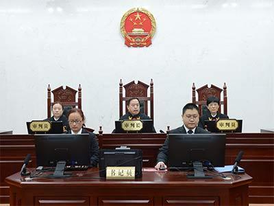 中石油原总经理廖永远受贿案开庭 廖当庭认罪悔罪