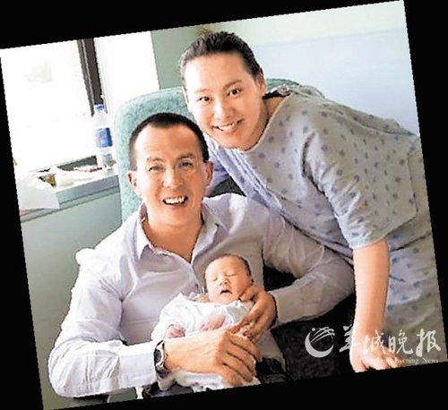 李泽楷和梁洛施一共有三个儿子