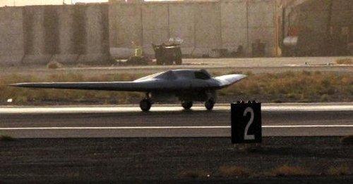 俄媒称中国有能力逆向破解美RQ-170无人机技术