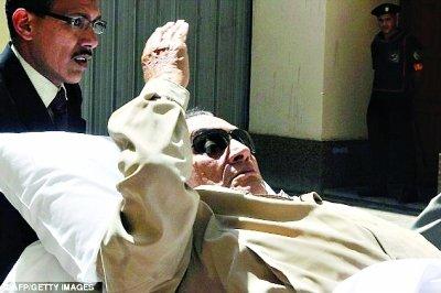 穆巴拉克被判终身监禁 穆兄会称当选将对其重申