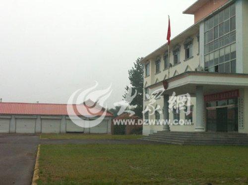 山东滨州女子因在镇政府院内摘花遭副书记殴打
