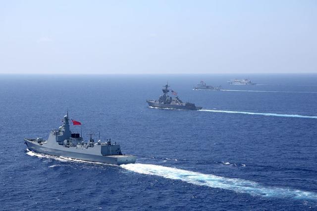 美将领:中国是美完善敌人 要用最好的武器敷衍
