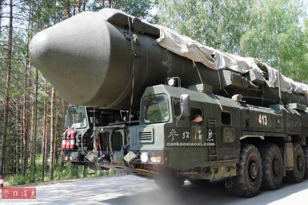 外媒称俄400枚洲际导弹随时待命:远超西方预计