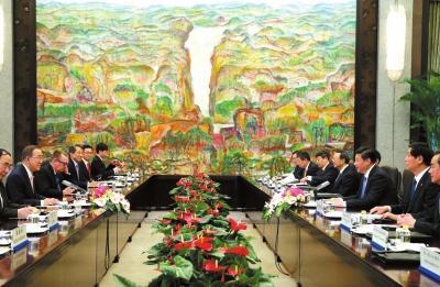 习近平将在亚信峰会宣布推动亚洲安全举措