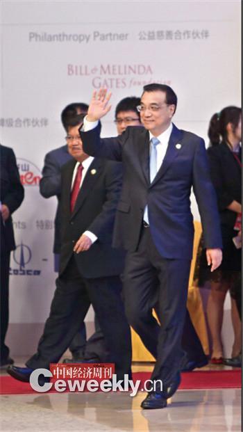 工商界人士:李克强演讲总能给世界经济带来信心