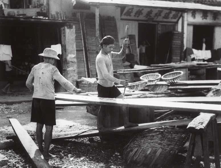 1949年,湾仔。