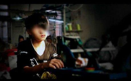 中国有多少童工?