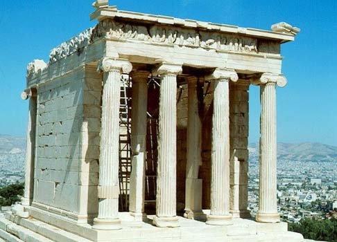 雅典卫城:诸神杰作的当代命运