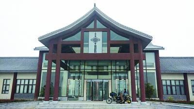 江苏一水利局疑建豪华会所 回应:比一般建筑好看