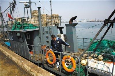 朝鲜武装人员要求三艘中国渔船今日交90万赎金