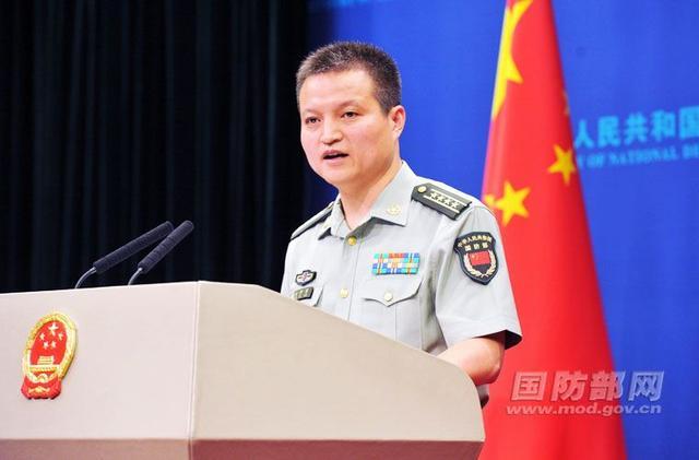 国防部回应中国疑似在南海部署洲际弹道导弹