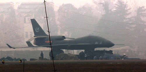 DF-21D令美军严重担忧 有无人机配合更是灾难