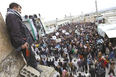 欧美多国召回驻叙利亚大使 奥巴马称美无意出兵