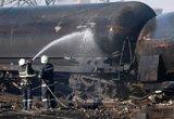 保加利亚一运天然气火车爆炸 致4死23伤