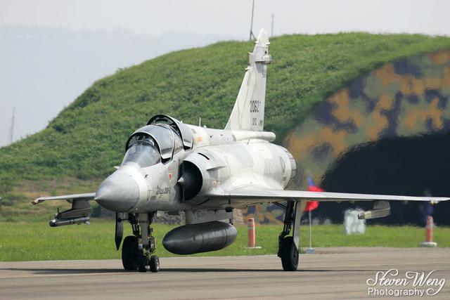台军幻影2000战机零件断供被指将退役 或卖给印度
