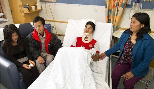 新西兰亚裔少年脖子被打断 疑遭种族歧视
