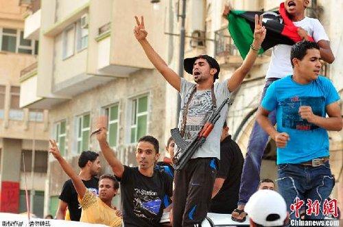 联合早报:利比亚战争内外大博弈的赢家输家