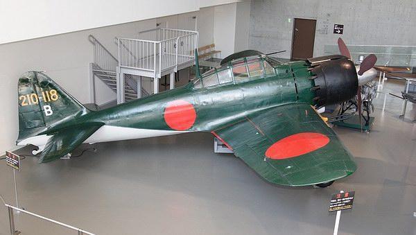 """日本明日复飞二战""""杀人魔机"""" 系战后首次现身"""