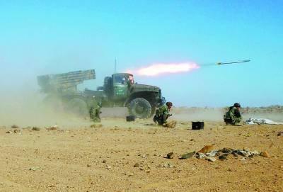 军事专家称叙利亚不会轻易成第二个利比亚
