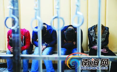 海南青少年成易感染群体 部分毒品伪装成品牌饮料