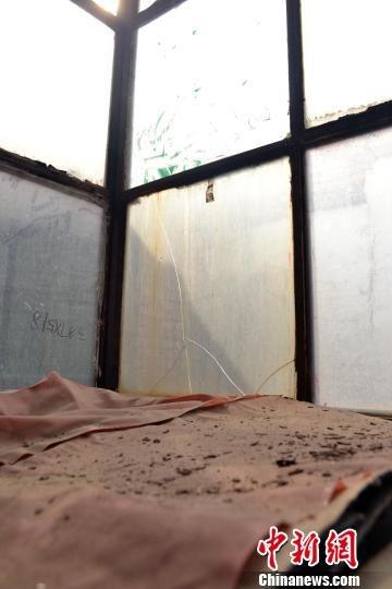 直击山西汾阳居民楼爆炸现场:多户居民玻璃被震碎