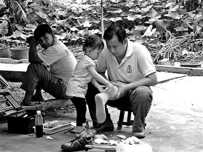 媒体探访广西麻风村:老人已说不清自己年龄