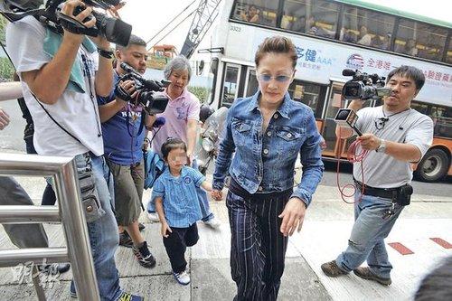 香港贵族幼儿园4岁童被绑架 其母去年获12亿费用