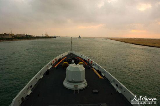 国防部否认有关中国军舰驶往叙利亚传言