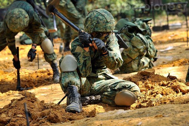 """中国军方对""""星光计划""""表态:反对任何国家与台军事往来"""