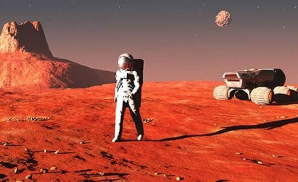 """外媒:中国登陆火星计划""""进展顺利"""" 将环绕并着陆巡视"""