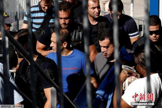土耳其将提前释放38000名犯人 不含政变后入狱者